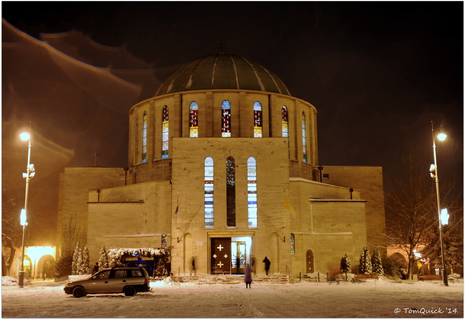 Fogadalmi templom