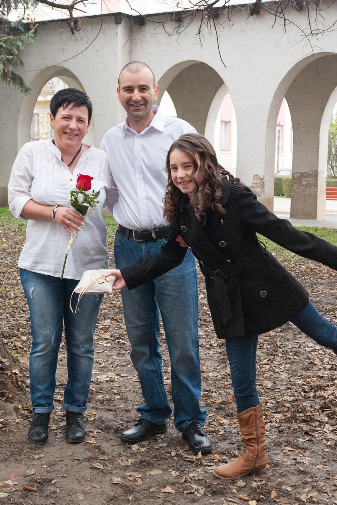 Brigitta és Tibor (polgári esküvő)