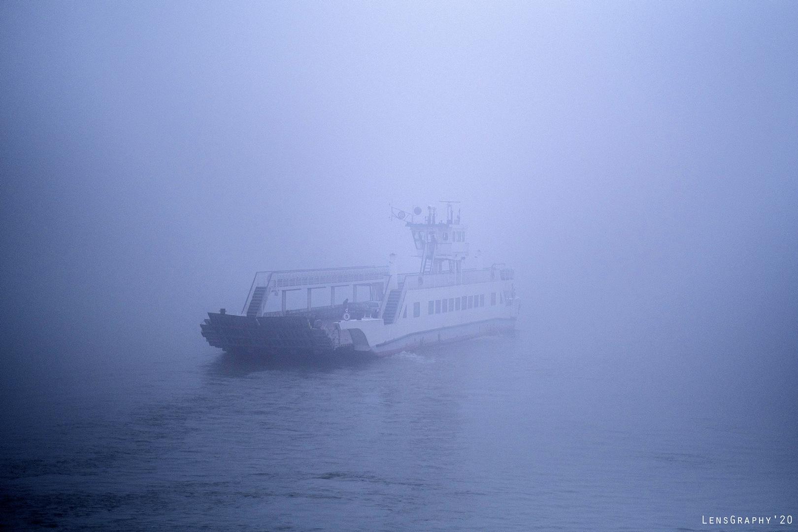 Ködös komp