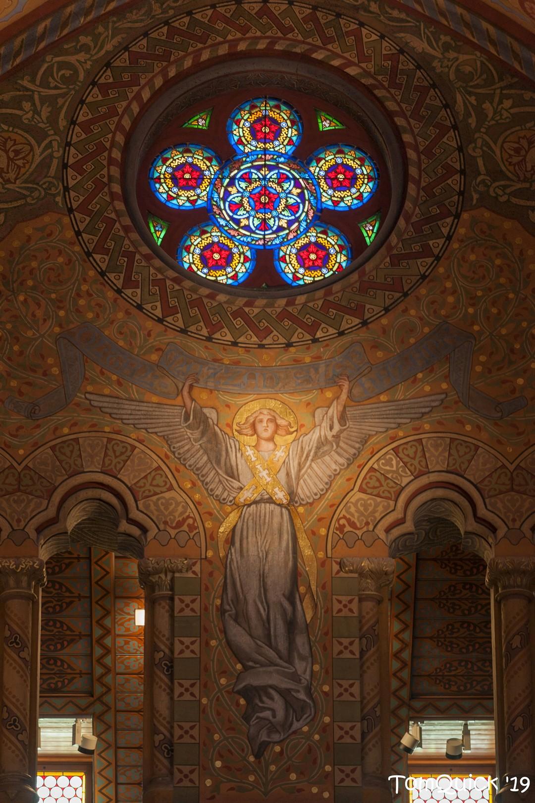 Budapest - Mátyás templom