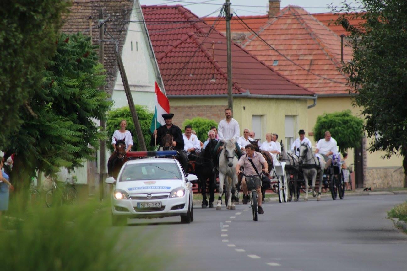 Mohács - Aratónap